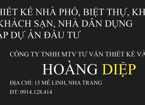 HOANG DIEP ARCHITECTURE