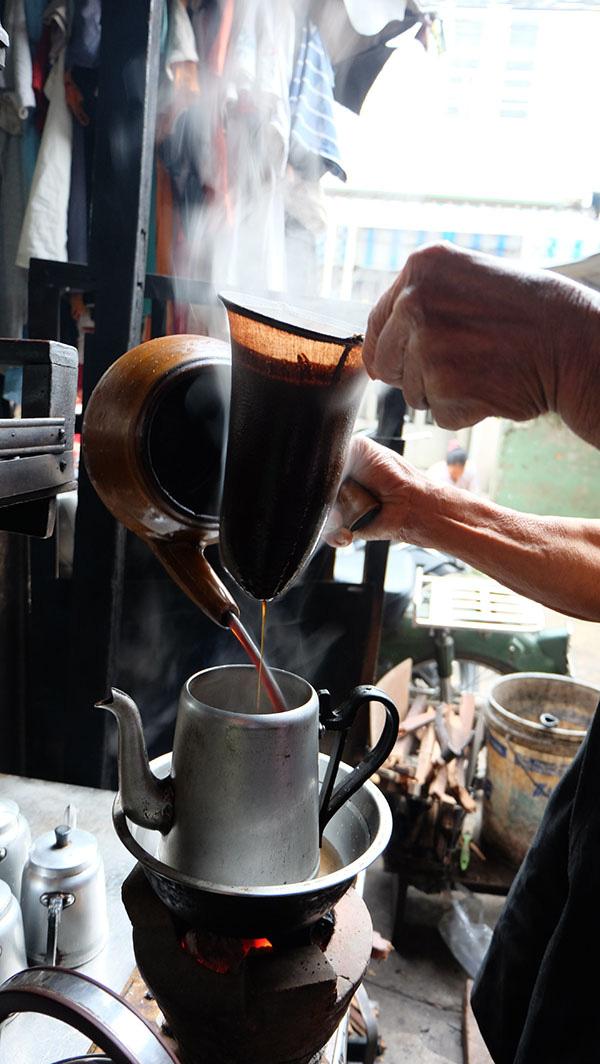 cafe vợt