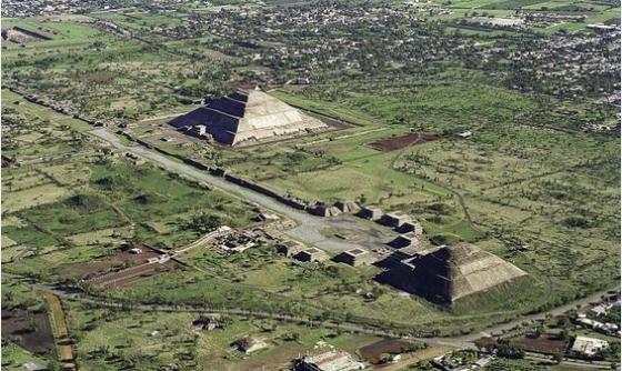 thành cổ Teotihuacan
